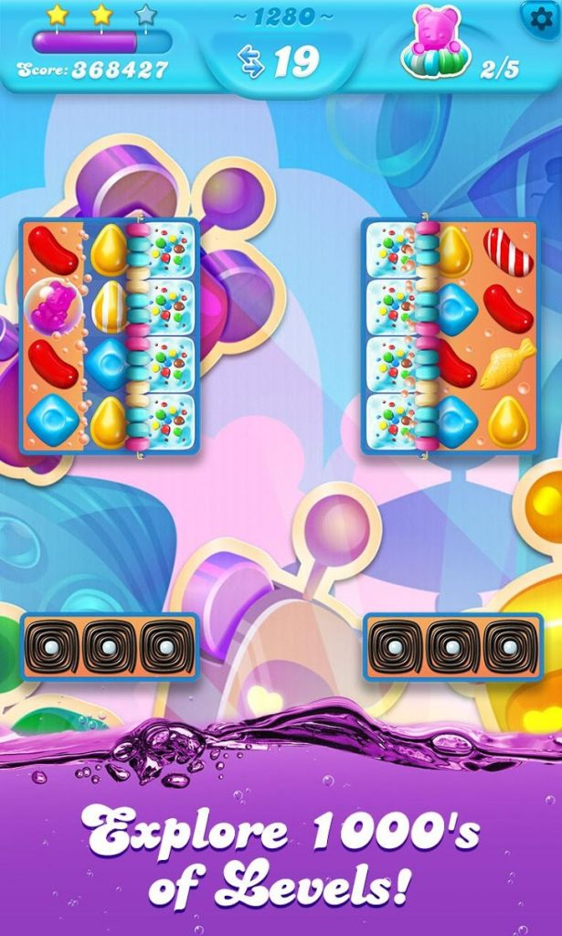 Candy Crush Soda Saga APK Free Download for Android 4