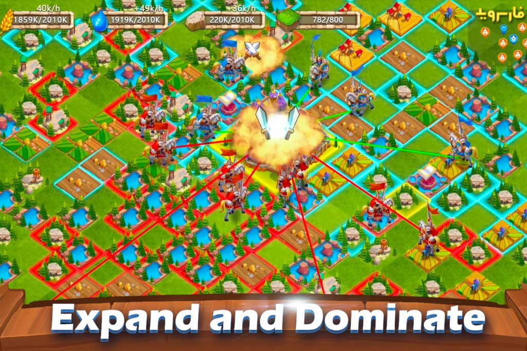 Castle Clash APK New Update Free Download 4