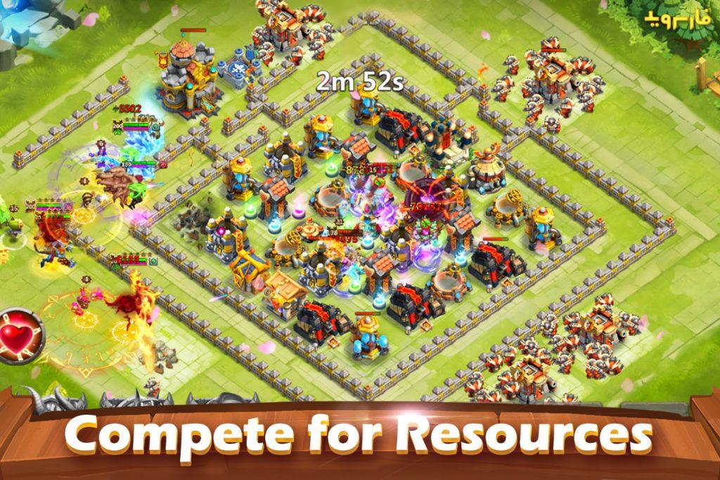 Castle Clash APK New Update Free Download 2