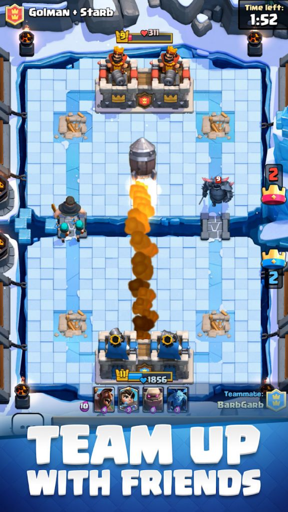 Clash Royale APK New Update Free Download 4