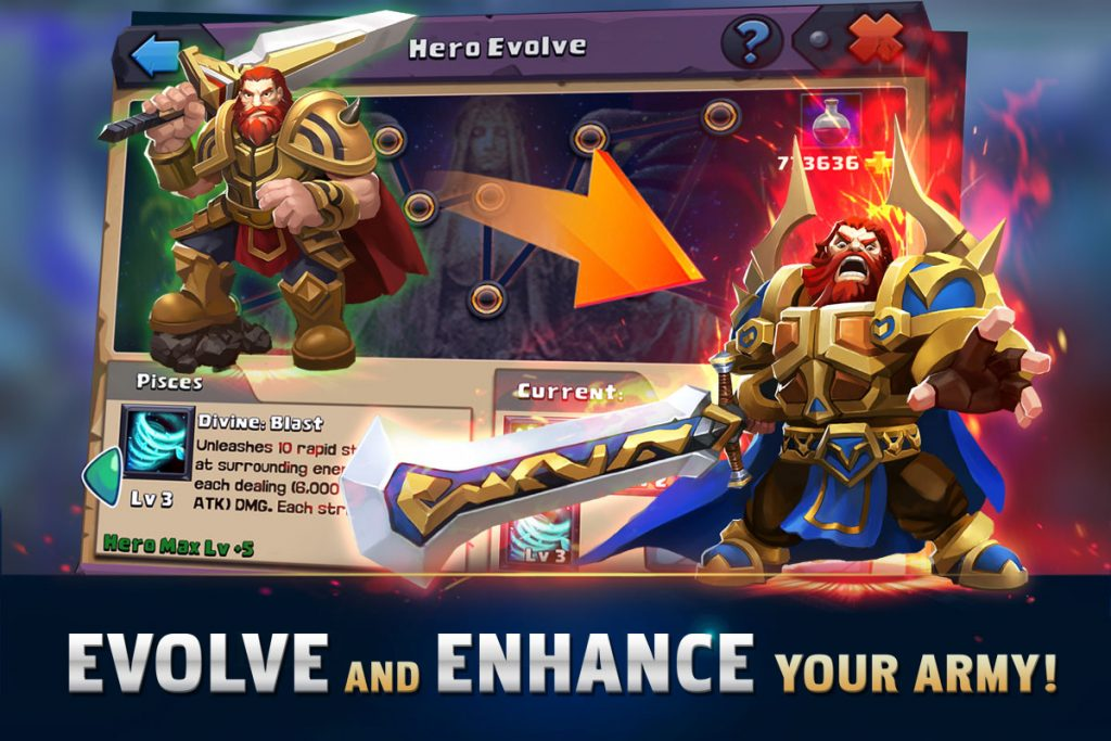 Clash of Lords APK New Update Free Download 2