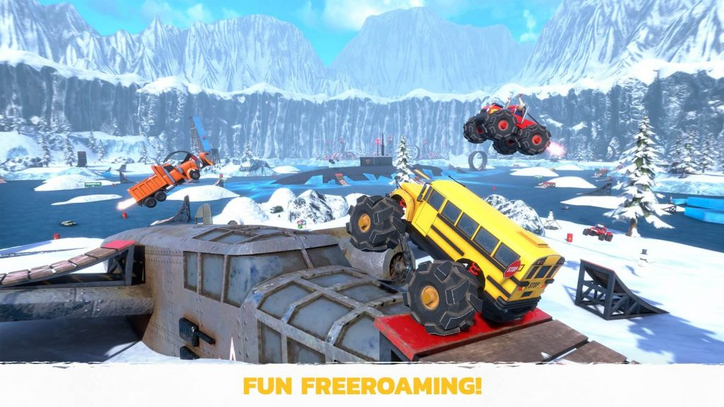 Crash Drive 3 APK Free Download for Android 3