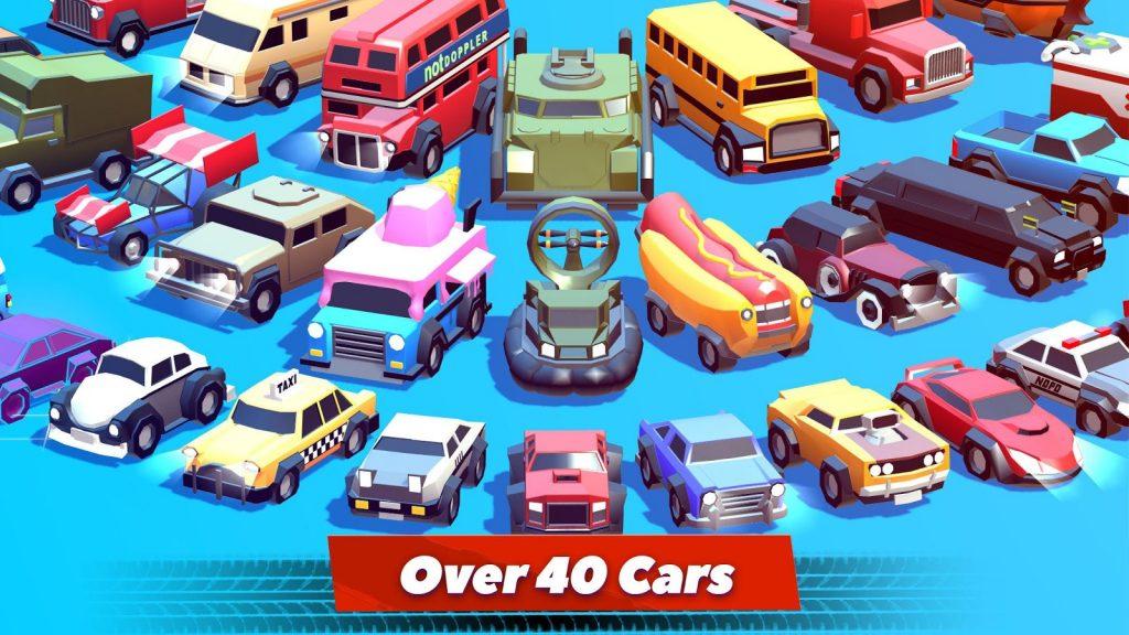Crash of Cars APK Free Download 4