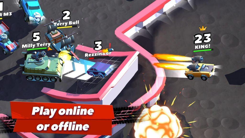 Crash of Cars APK Free Download 3