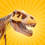 Dinosaur World My Museum 0.72 APK free download
