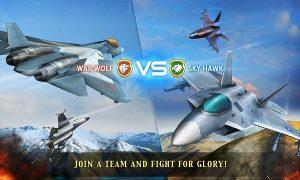 Air Combat OL Team Match 5.4.1 APK Free Download 2