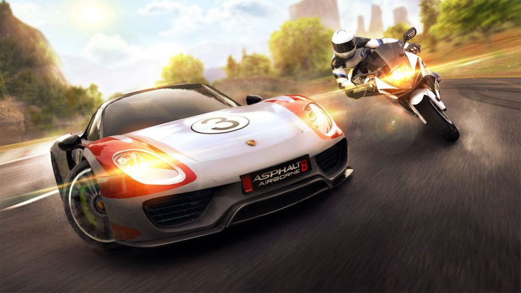 Asphalt 8 Racing Game 5.8.0k APK Free Download 1