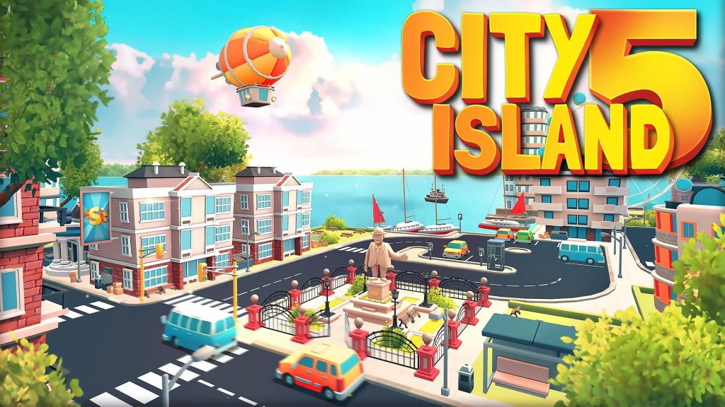City Island 5 – Tycoon Building Simulation Offline APK Free Download 2