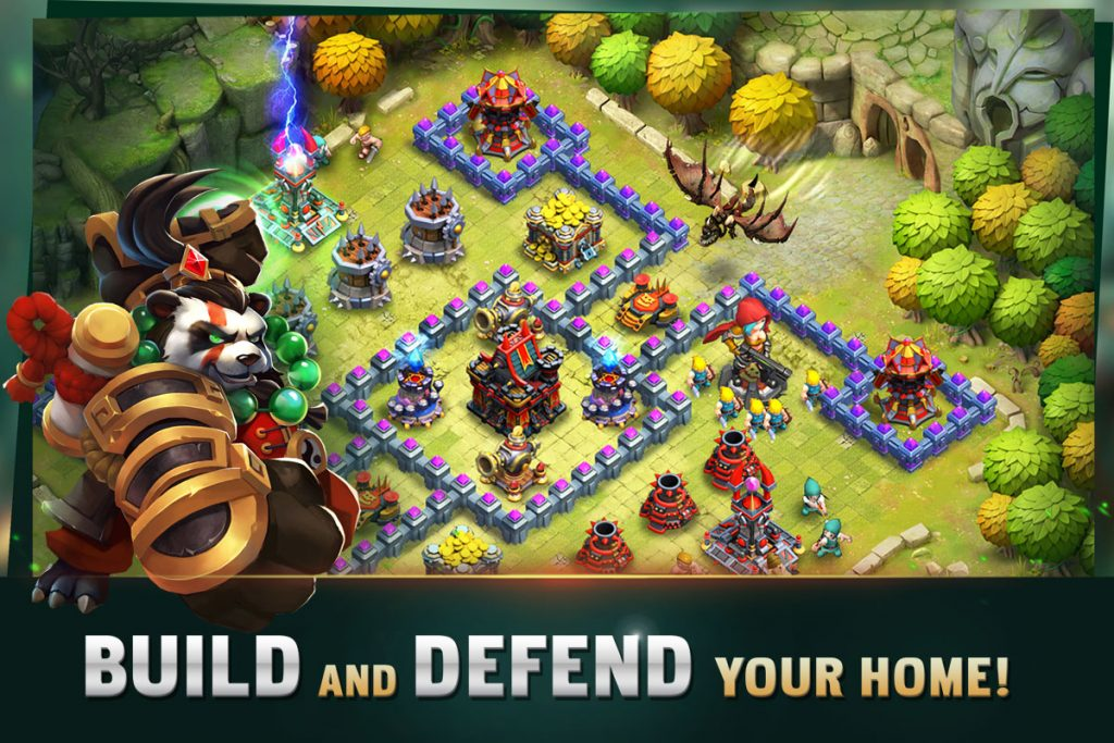 Clash of Lords APK New Update Free Download 1