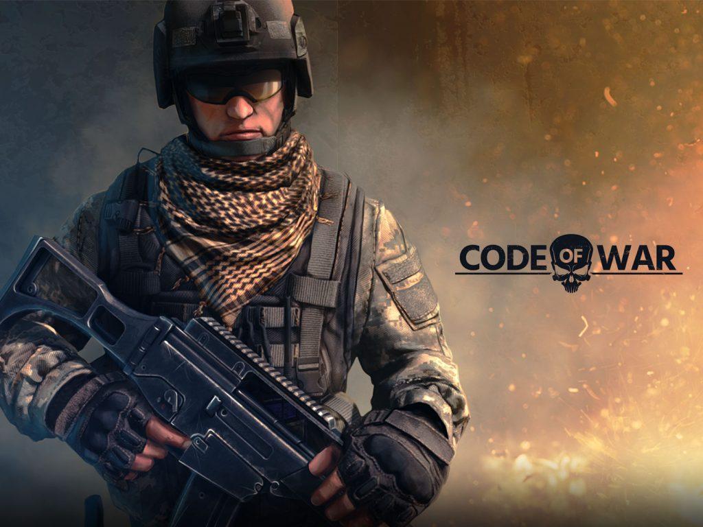 Code of War Shooter Online APK Free Download 1