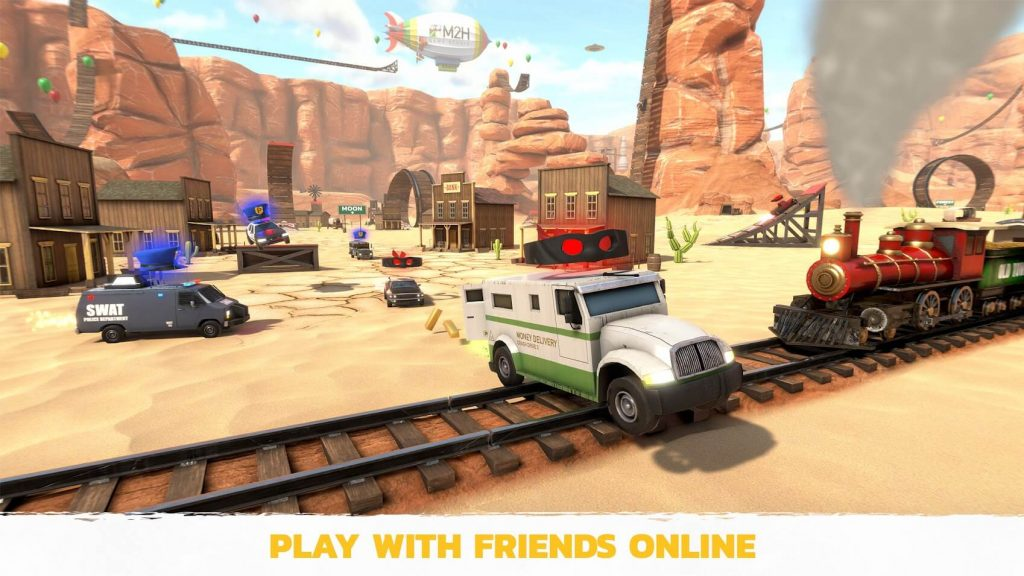 Crash Drive 3 APK Free Download for Android 2