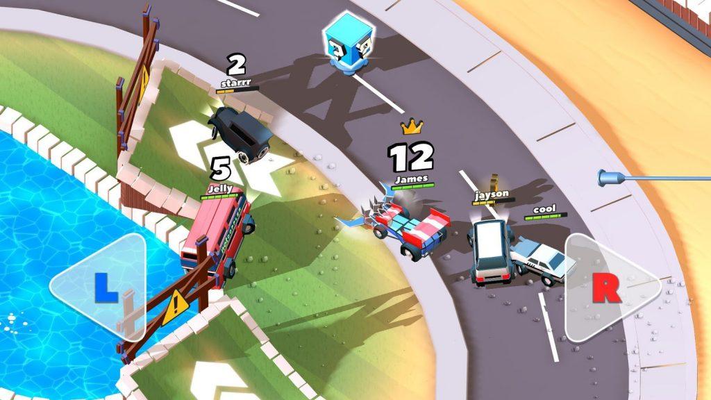 Crash of Cars APK Free Download 2