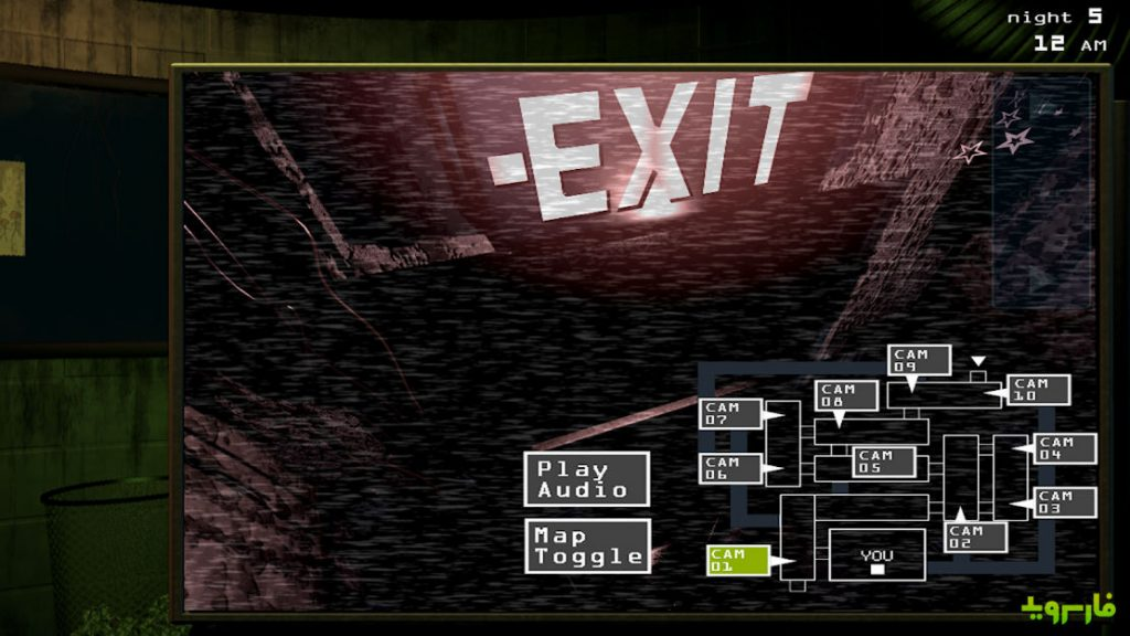 Five Nights at Freddy's 3 APK Free Download 4