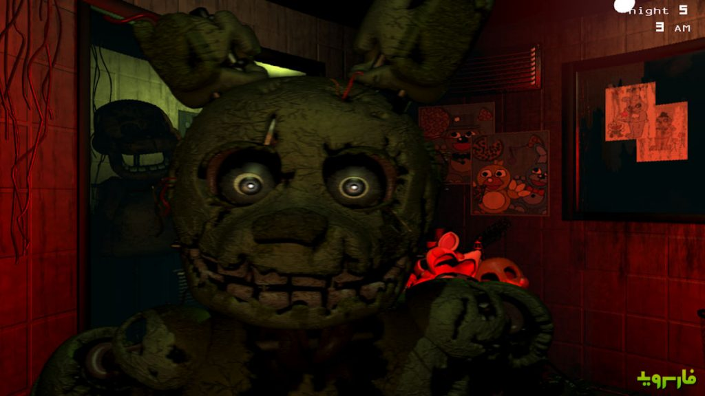 Five Nights at Freddy's 3 APK Free Download 5