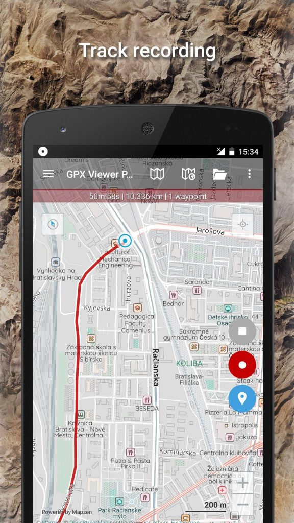 GPX Viewer PRO – Tracks, Routes & Waypoints 1.38.9 APK Free Download 5