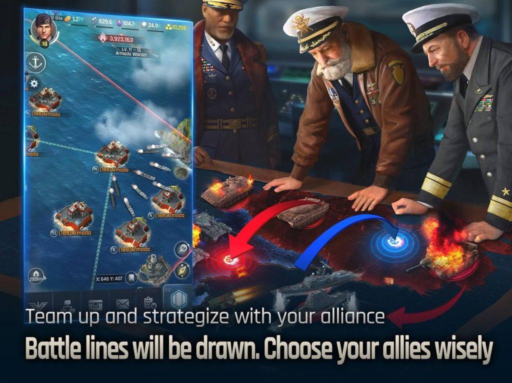 Gunship Battle Total Warfare 4.2.5 APK Free Download 4