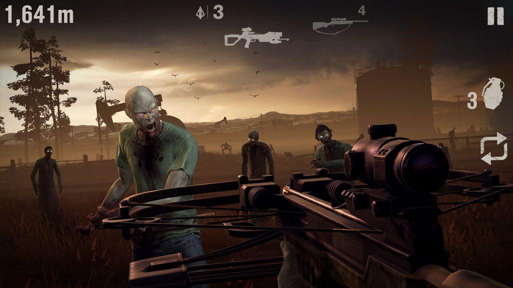 Into the Dead 2 Zombie Survival APK + OBB Free Download 4