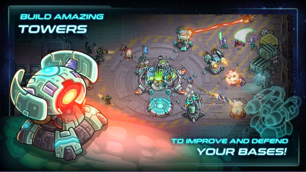 Iron Marines RTS Offline Real Time Strategy Game APK Free Download 4