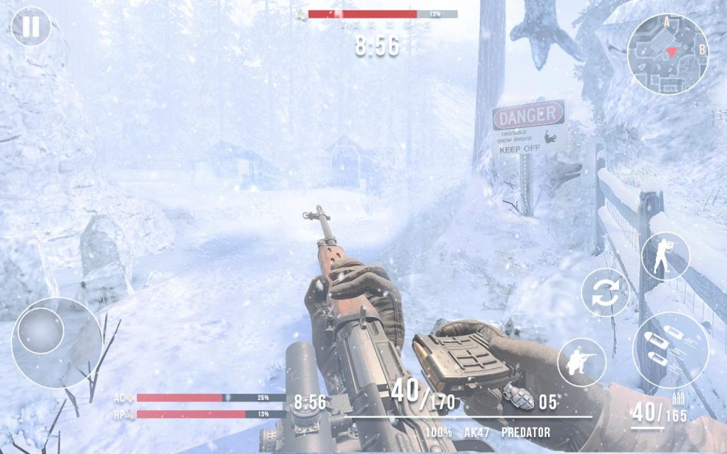 Last Day of Winter – FPS Frontline Shooter 1.2.1 APK Free Download 1
