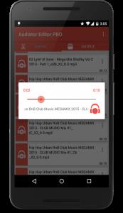 MP3 Cutter Ringtone Maker PRO 5.1 APK Free Download 3