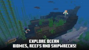 Minecraft Pocket Edition APK Free Download for Android 4