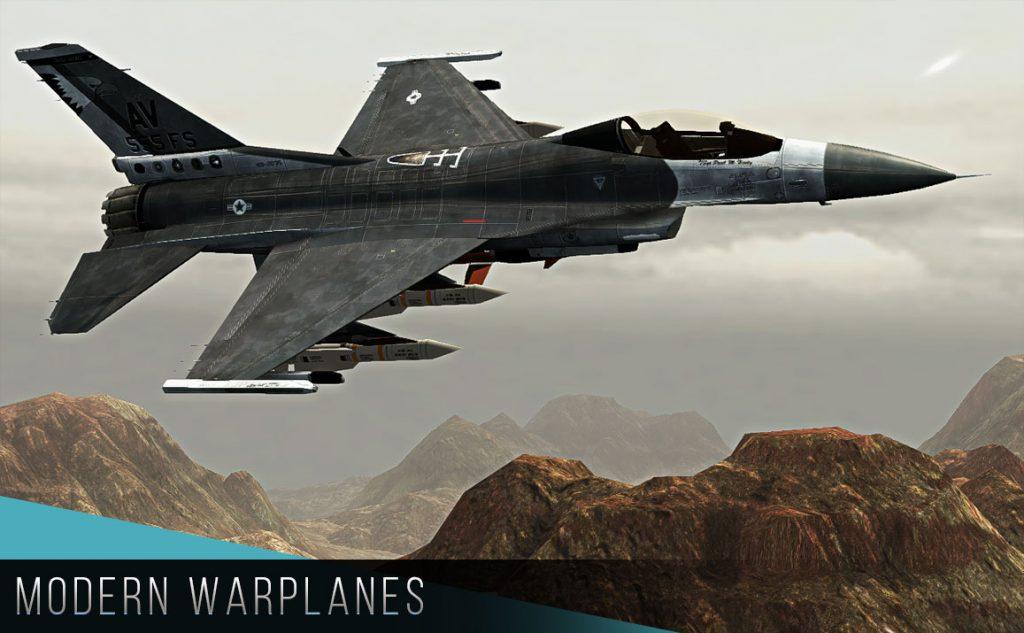 Modern Warplanes 1.18.0 APK Free Download 4