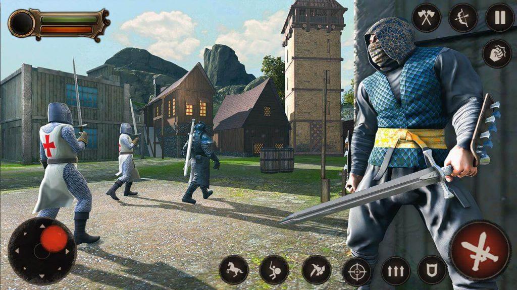 Ninja Assassin Shadow Master 1.0.13 APK Free Download 4