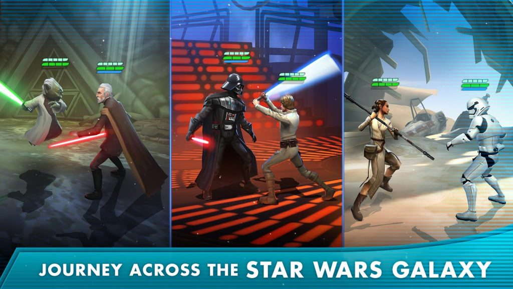 Star Wars: Galaxy of Heroes Star Wars Free Download for Android 4