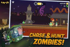 Zombie Catchers 1.30.15 the hunt APK Free Download 4