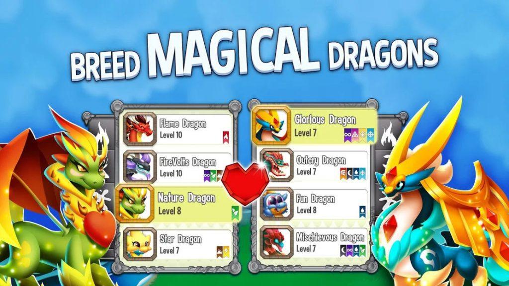 Dragon City apk 2021 new update free download 3