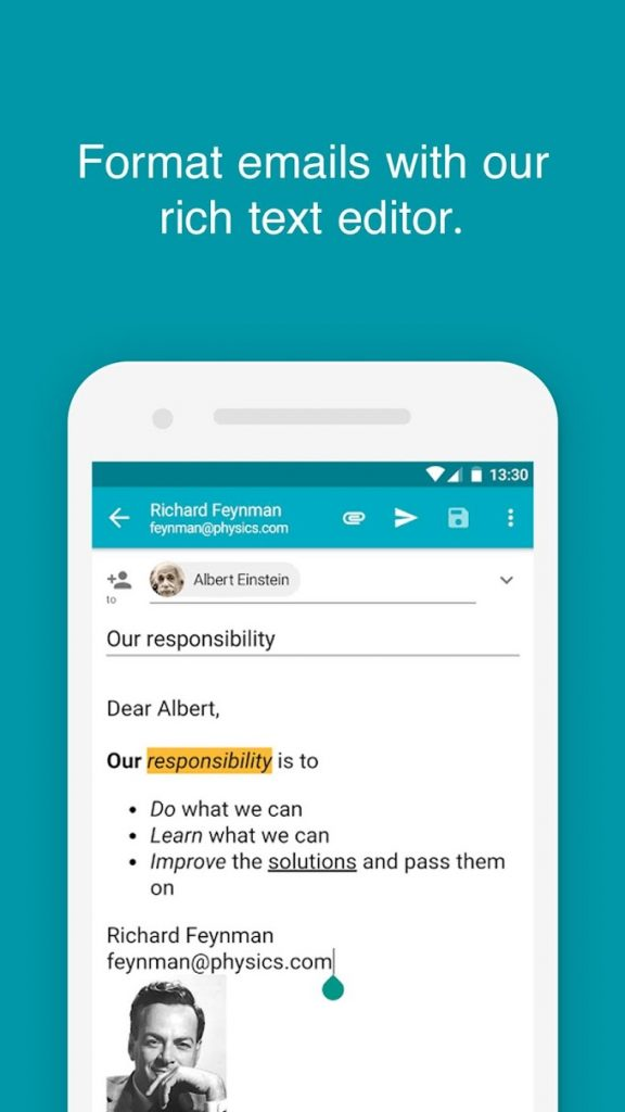 Aqua Mail Email App PRO 1.30.1 APK Free Download 1