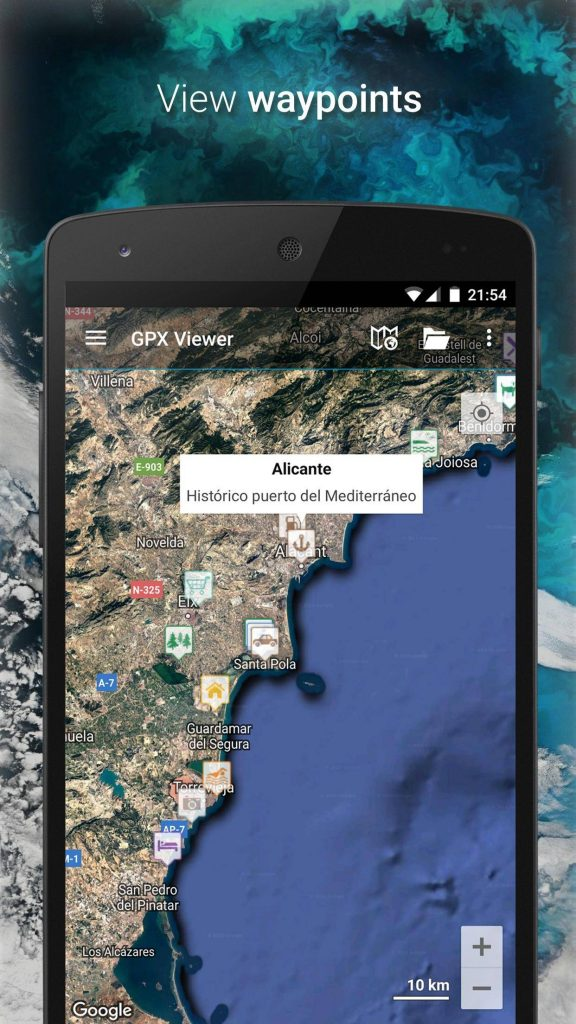 GPX Viewer PRO – Tracks, Routes & Waypoints 1.38.9 APK Free Download 1