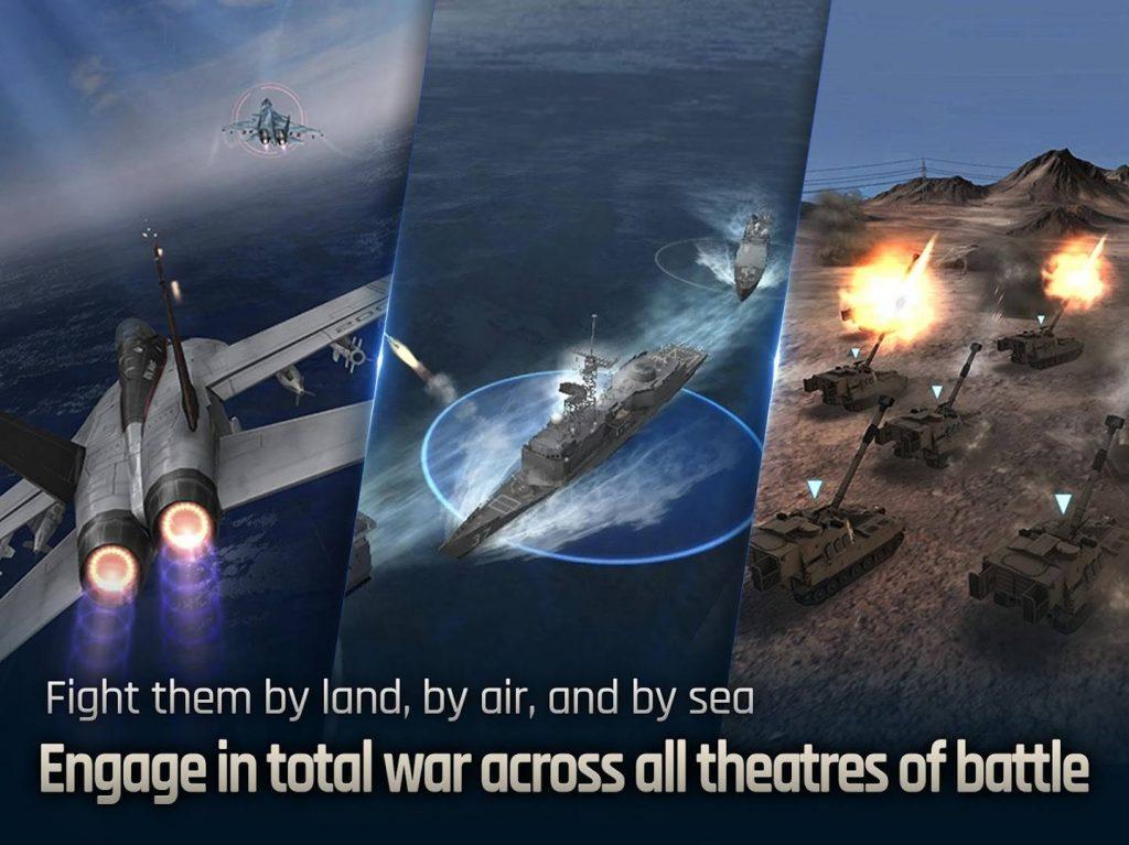 Gunship Battle Total Warfare 4.2.5 APK Free Download 3