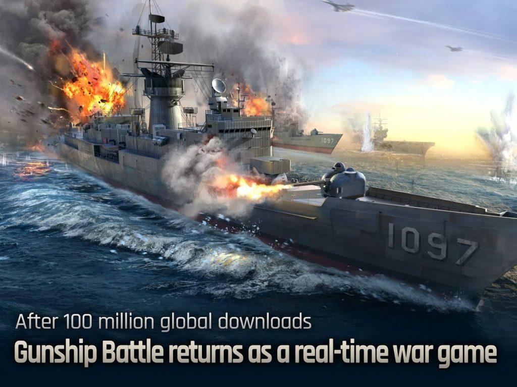 Gunship Battle Total Warfare 4.2.5 APK Free Download 2