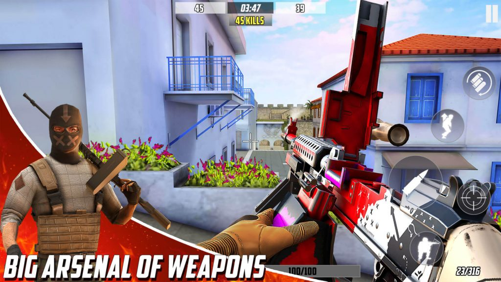 Hazmob FPS 1.0.10 APK Free Download 1