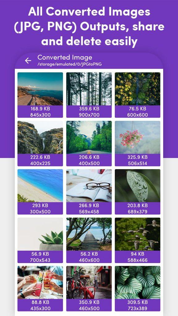JPG/PNG Image Converter 1.1 APK Free Download 3