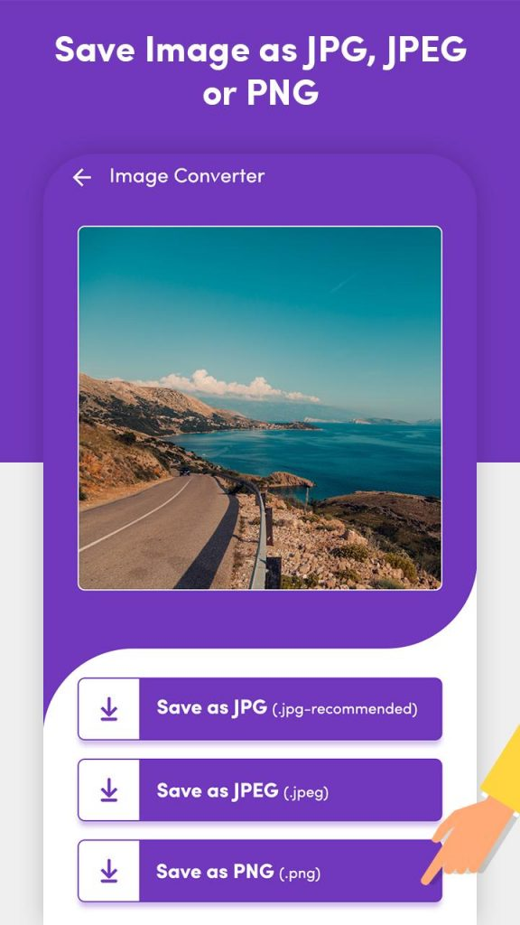 JPG/PNG Image Converter 1.1 APK Free Download 2