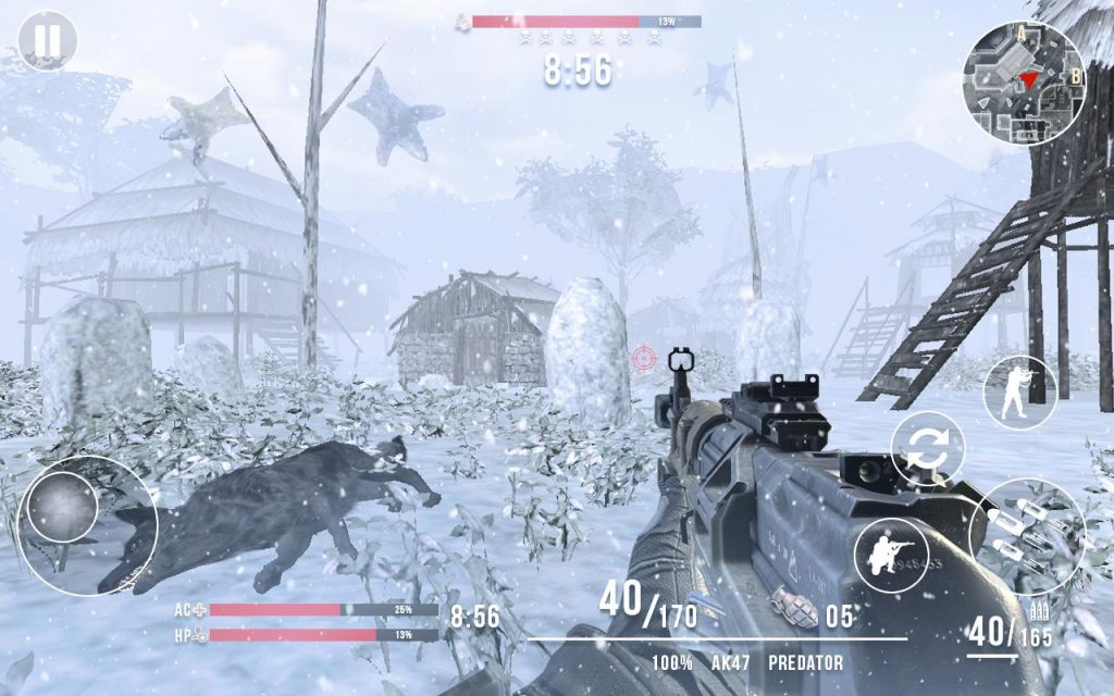 Last Day of Winter – FPS Frontline Shooter 1.2.1 APK Free Download 2