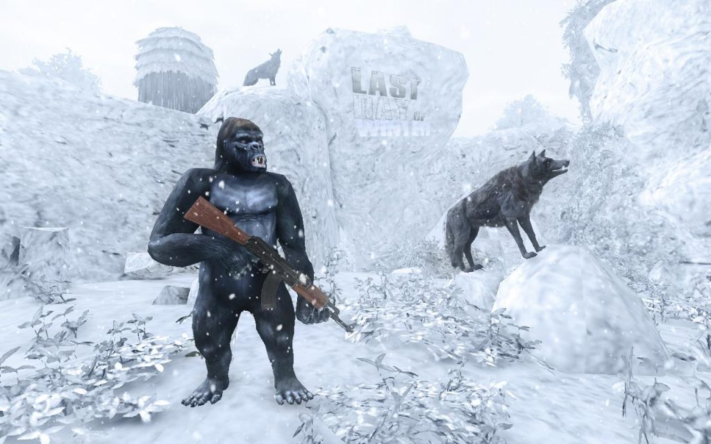 Last Day of Winter – FPS Frontline Shooter 1.2.1 APK Free Download 4