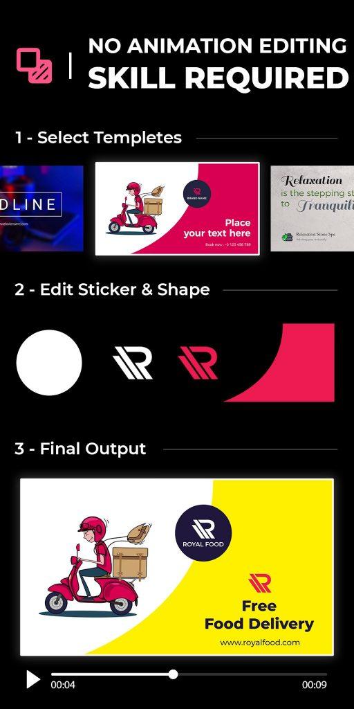 Text Animation Maker Animation Video Maker 12 APK Download 2