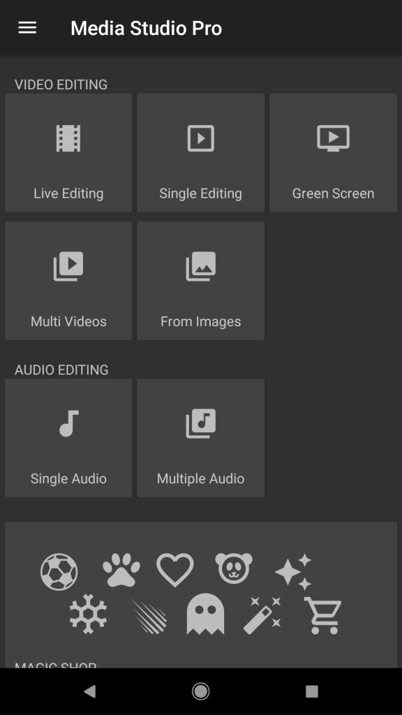 Media Studio Pro 18.28.006 APK Free Download 3