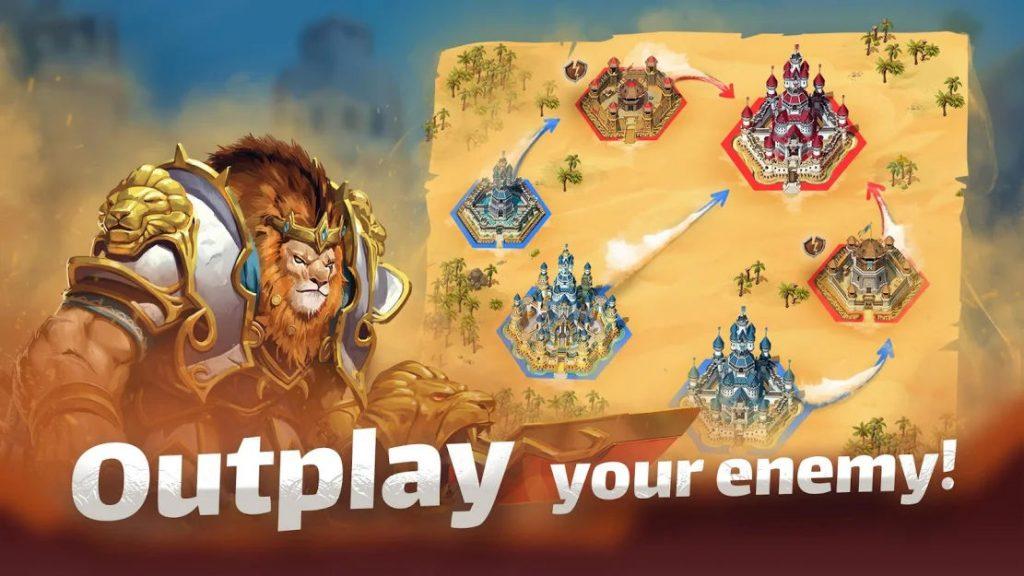 Million Lords Kingdom Conquest 3.5.3 APK Free Download 2