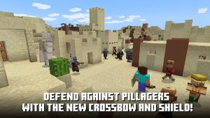 Minecraft Pocket Edition APK Free Download for Android 1