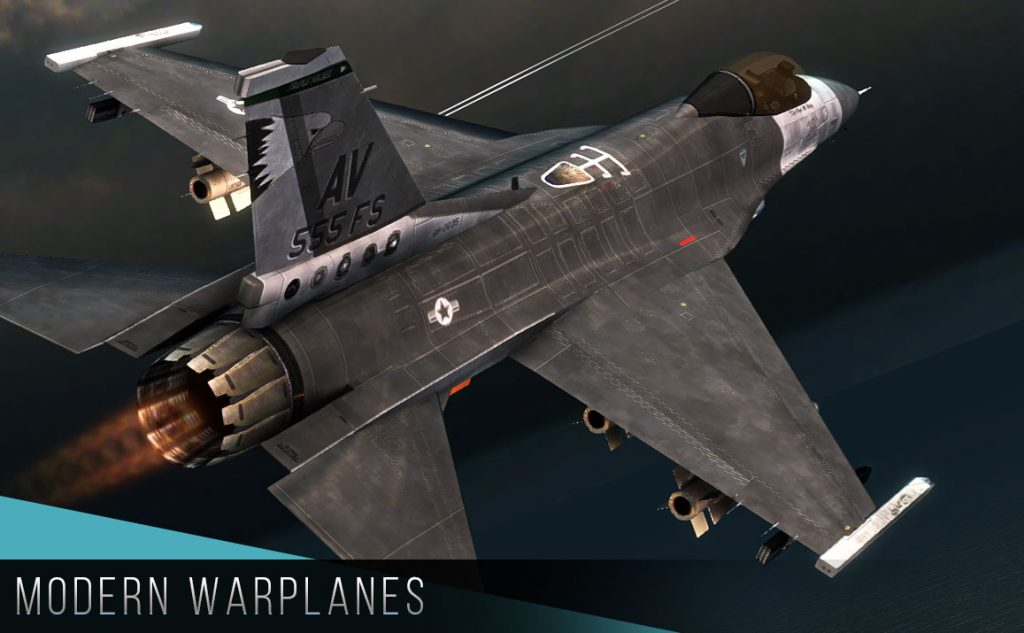 Modern Warplanes 1.18.0 APK Free Download 3