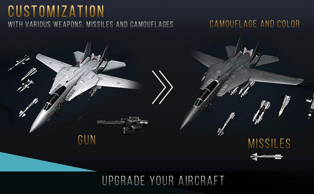 Modern Warplanes 1.18.0 APK Free Download 1