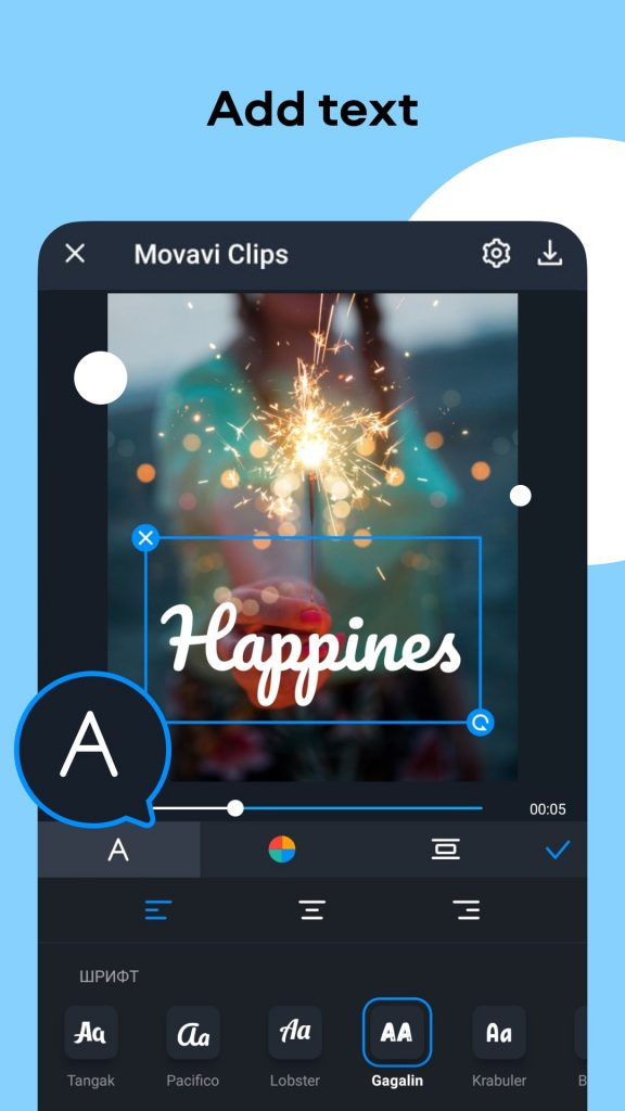 Video Editor Movavi Clips Premium 2021 v4.13 APK Free Download 3
