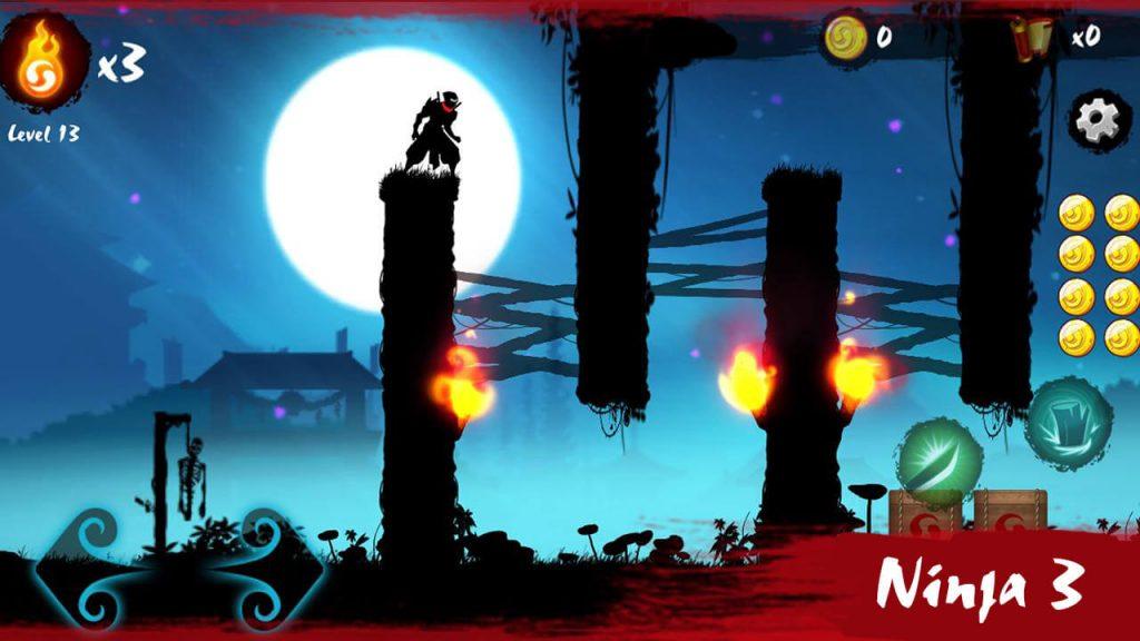 Ninja 3 1.0.11 APK Free Download 1