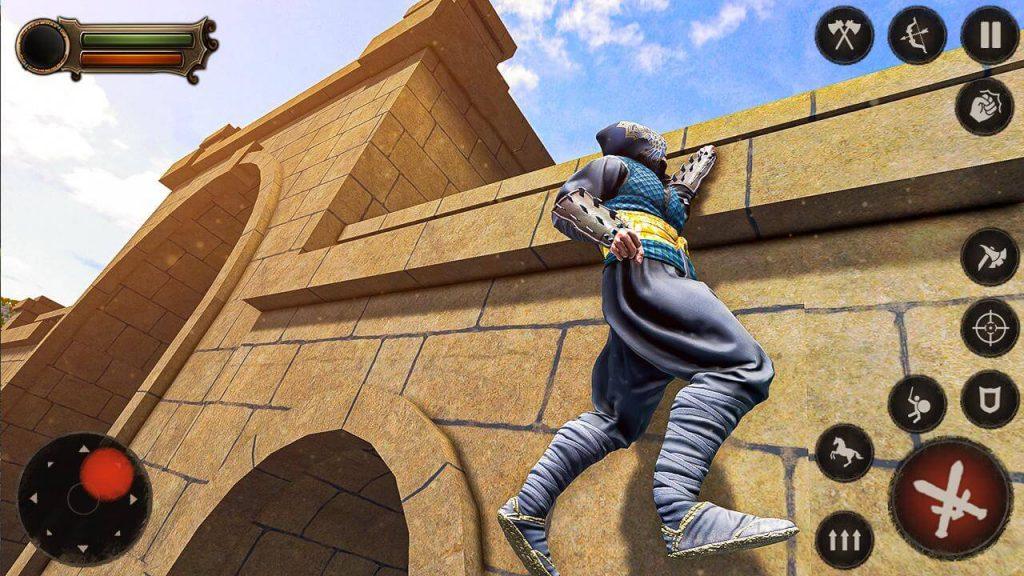 Ninja Assassin Shadow Master 1.0.13 APK Free Download 1