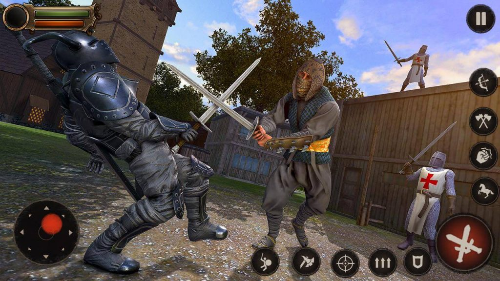 Ninja Assassin Shadow Master 1.0.13 APK Free Download 2