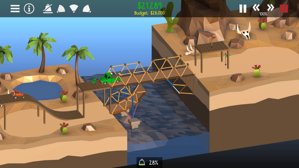 Poly Bridge 2 1.40 APK Free Download 2